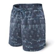 Muške kupaće kratke hlače SAXX Blue Waterfall
