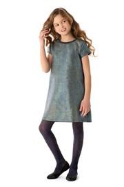 Čarape s gaćicama za djevojčice Shiny