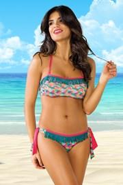 Ženski dvodijelni kupaći kostim Vacanze Happiness II sa žicama
