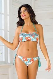 Ženski dvodijelni kupaći kostim Vacanze Luxury Garden II sa žicama