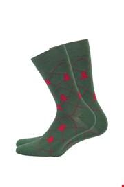 Muške čarape s uzorkom 970