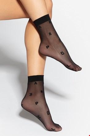 Čarape Letters 20 DEN