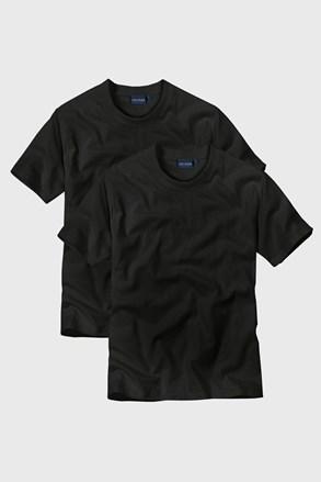 2pack muških majica Black