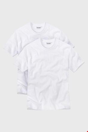 2pack muških majica White