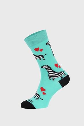 Čarape Fusakle Zebra