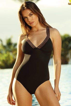 Ženski jednodijelni kupaći kostim Sloggi Mili Atoll