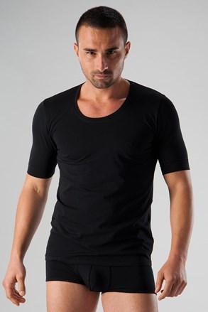 Muška majica kratkih rukava basic crna