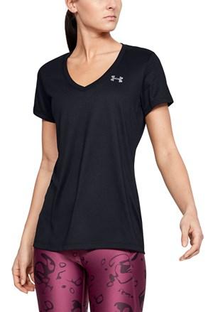 Crna sportska majica Under Armour Solid
