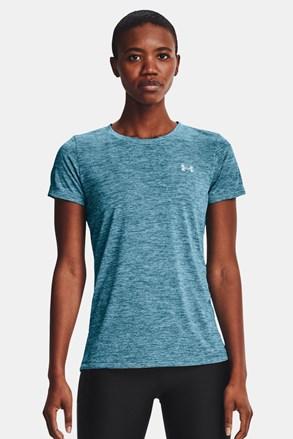 Plava sportska majica kratkih rukava Armour Twist