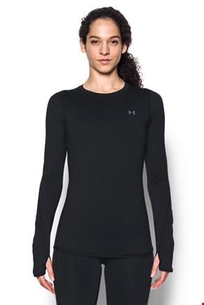 Crna sportska majica Under Armour Crew