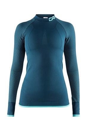 Ženska majica CRAFT Warm Intensity plava