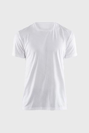 Muška majica CRAFT Essential bijela s uzorkom