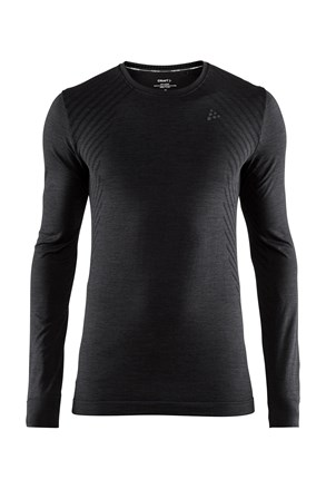 Muška majica CRAFT Fuseknit Comfort Black