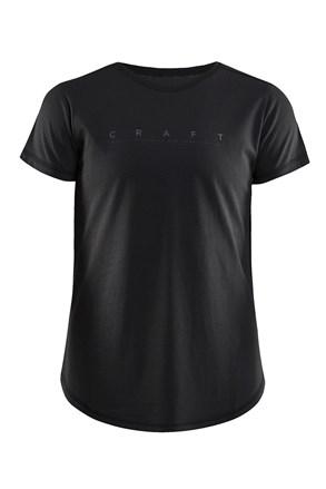 Ženska majica CRAFT Deft crna