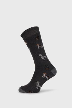 Tamnosive čarape Fantasy