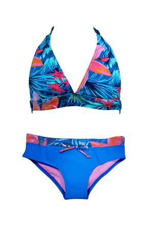 Dvodijelni kupaći kostim za djevojčice Orchidee