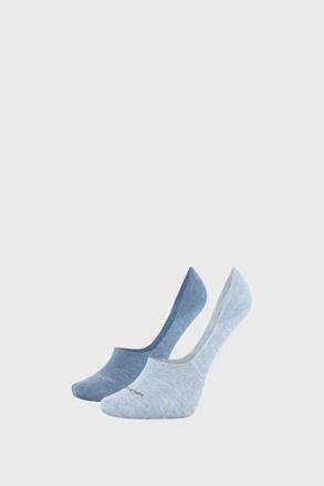 2 PACK ženskih čarapa Calvin Klein Jessica plave