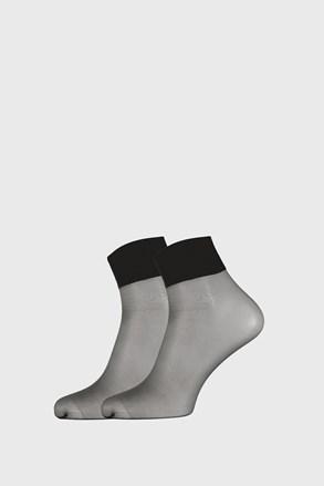 2 PACK ženskih čarapa 6 DEN
