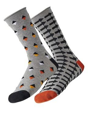 2 pack muških čarapa Way
