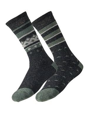 2 pack muških čarapa Theo
