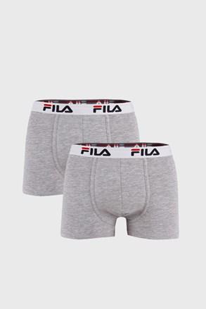 2-pack sivih bokserica FILA