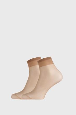 2 PACK ženskih čarapa s gaćicama 17 DEN