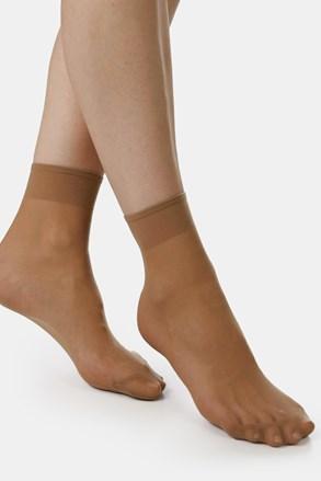 2 PACK čarapa EVONA Silver 20 DEN