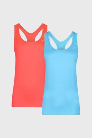 2 PACK sportskih majica bez rukava Reebok Romy