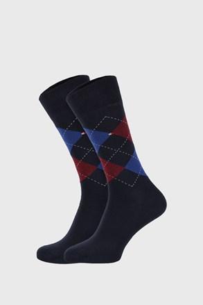 2 PACK čarapa Tommy Hilfiger Check Original