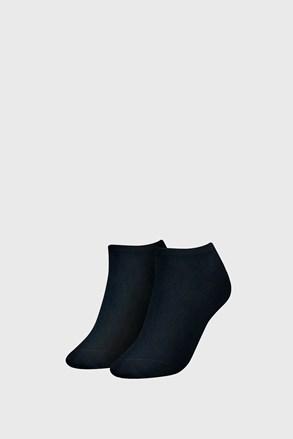2 PACK ženskih čarapa Tommy Hilfiger Sneaker Midnight Blue