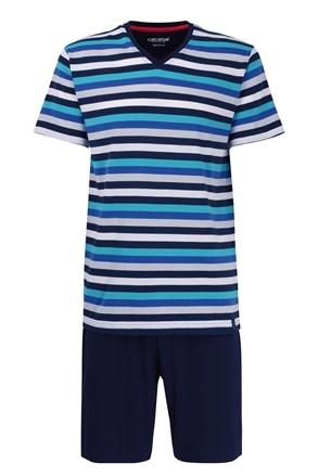 Muška pidžama CECEBA Aqua 5XL plus bez glačanja