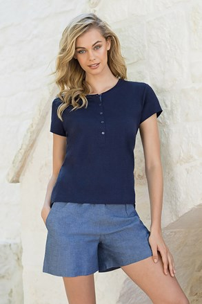 Ženski komplet majice kratkih rukava i hlača