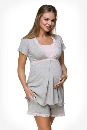 Pidžama za trudnice i dojilje Lisa