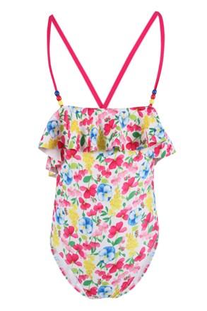 Jednodijelni kupaći kostim za djevojčice Love