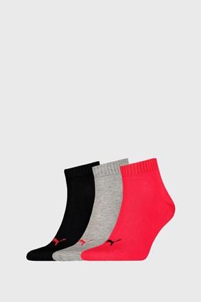 3 PACK čarapa Puma Quarter Plain II