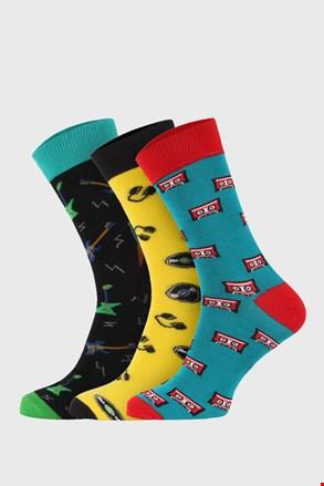 3 pack čarapa Bellinda Crazy Socks Hobby