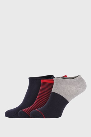 3 PACK niskih čarapa Benet