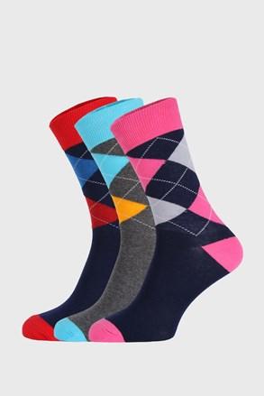 3 pack muških čarapa Bellinda Crazy