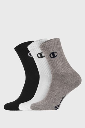 3 PACK sportskih basic čarapa Champion