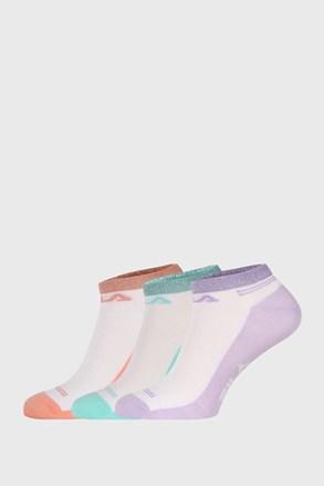 3 PACK čarapa FILA Invisible Lady Color