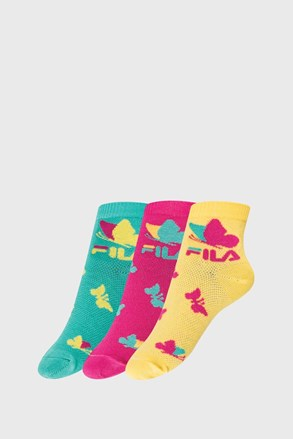 3 PACK čarapa za djevojčice FILA Waikiki