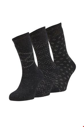 3 pack toplih čarapa Dino