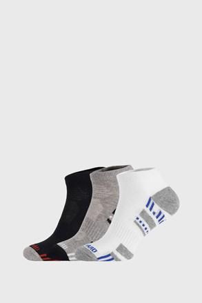 3 PACK niskih čarapa Sportive