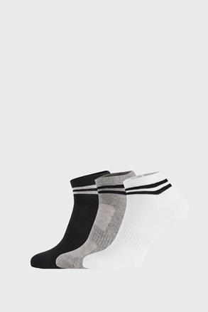 3 PACK niskih čarapa Grover