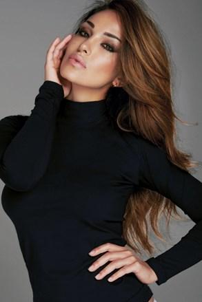Ženska pamučna majica Reyne