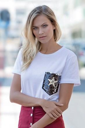 Ženska majica kratkih rukava Star