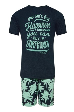 Pidžama za dječake Surfboard