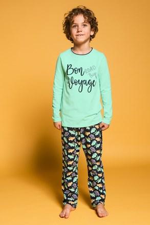 Pidžama za dječake Bon Voyage