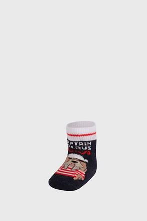 Čarape za dječake Captain Walrus