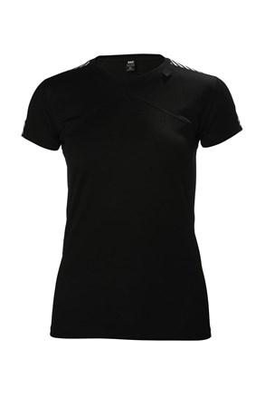 Ženska crna majica Helly Hansen